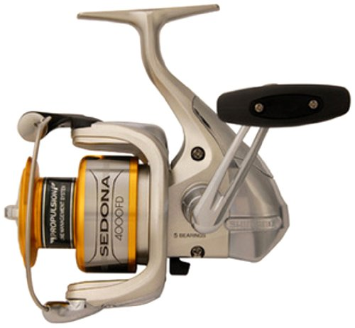 Shimano Sedona FD Spinning Reel Review
