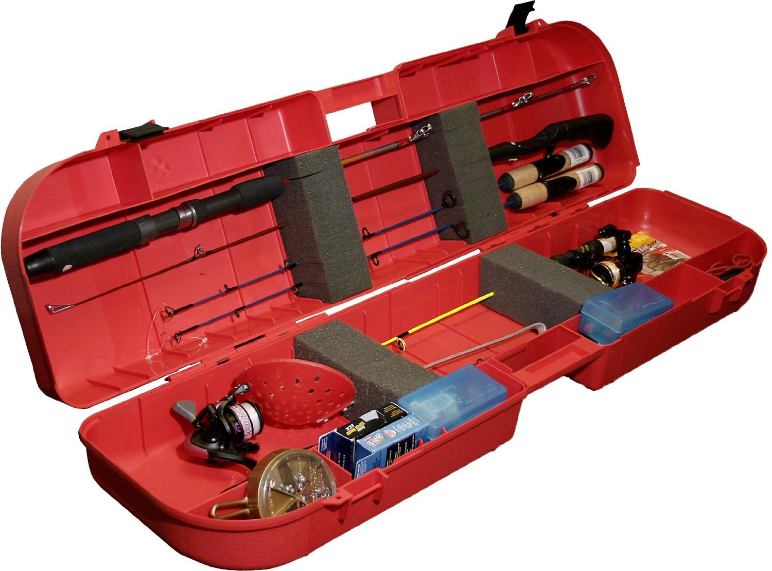 MTM Ice Fishing Rod Box