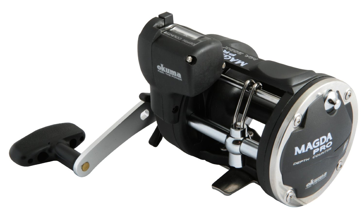 Okuma Magda Pro Line Counter Levelwind Trolling Reel Review